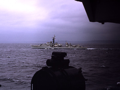 HMS Cavalier from Caprice