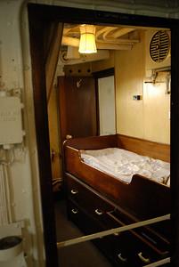 An Officer's Cabin
