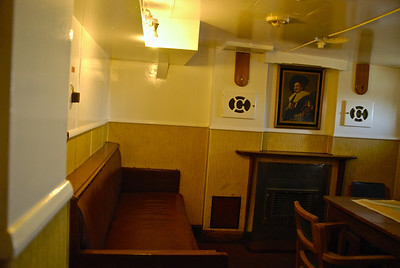 The Captains Day Cabin