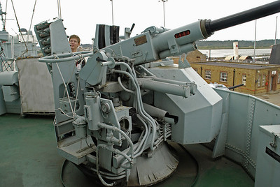 Bofors Mounting