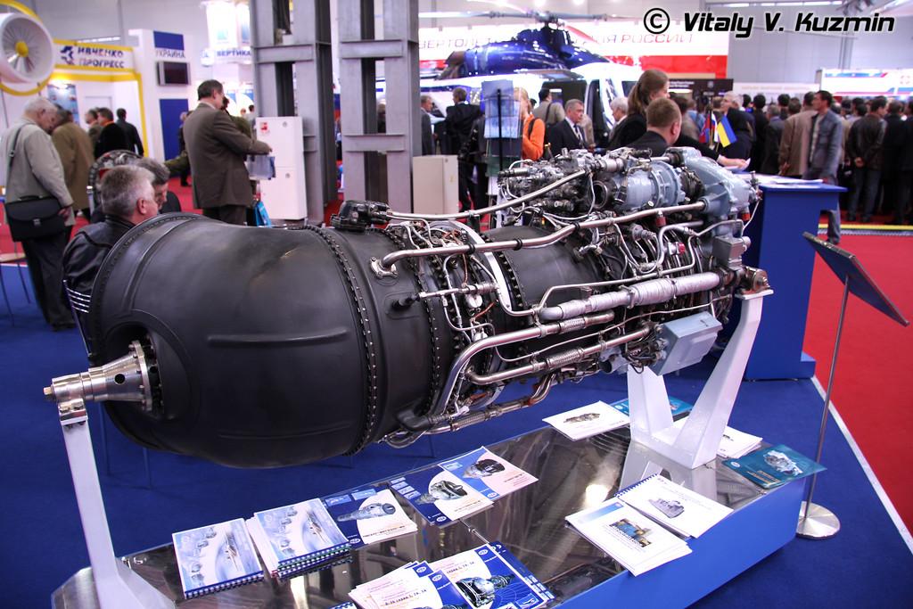 Двигатель ТВ3-117ВМА-SБМ1В (TV3-117VMA-SBM1V engine)