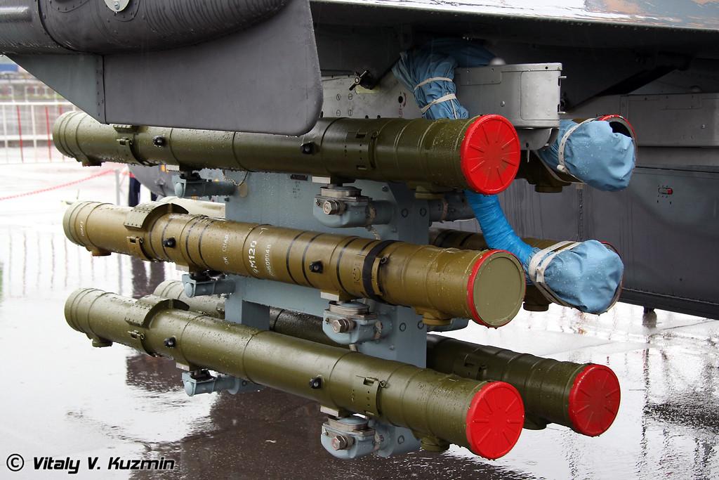 9М120 ПТУР Атака (9M120 ATGM Ataka)