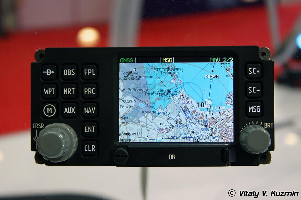 TSS спутниковая навигационная система (TSS satellite navigation system)