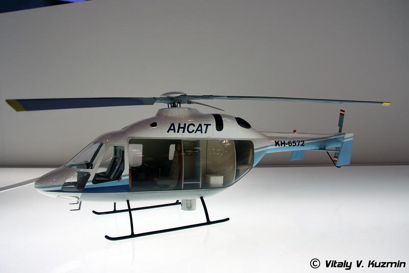Ансат (Ansat model)