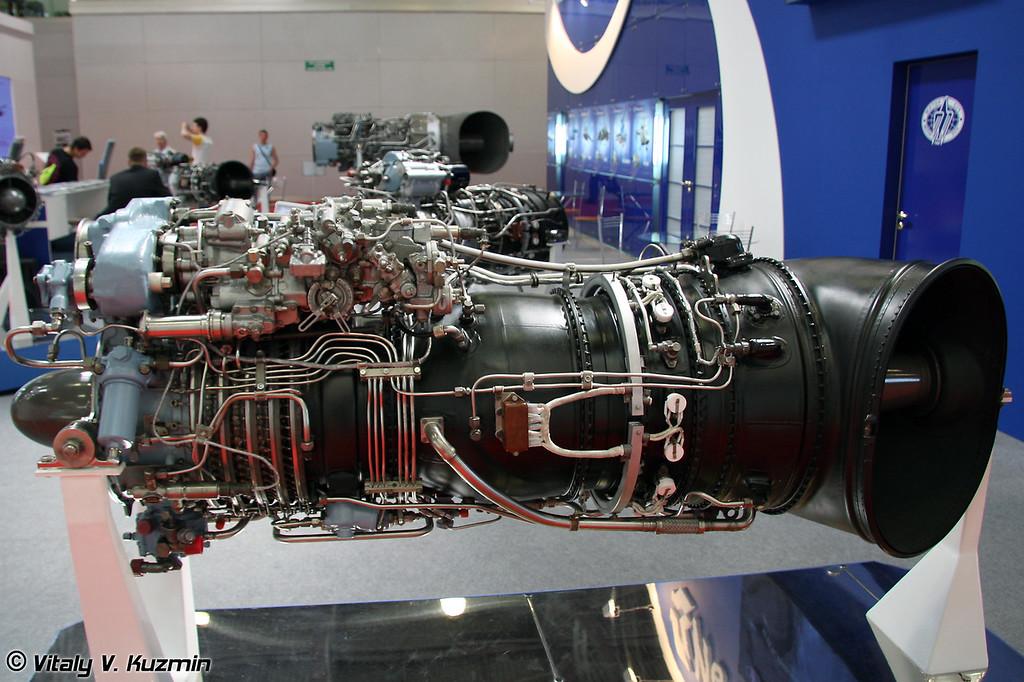 Турбовальный двигатель ТВ3-117ВМА-СБМ1В (Turboshaft engine TV3-117VMA-SBM1V)