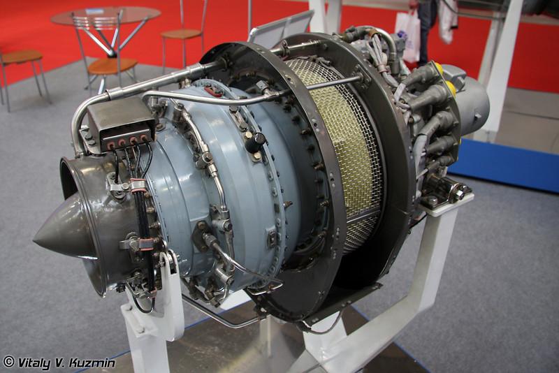 Турбовальный двигатель АИ-450 для Ка-226 и Ми-2 (Turboshaft engine AI-450 for Ka-226 and Mi-2)