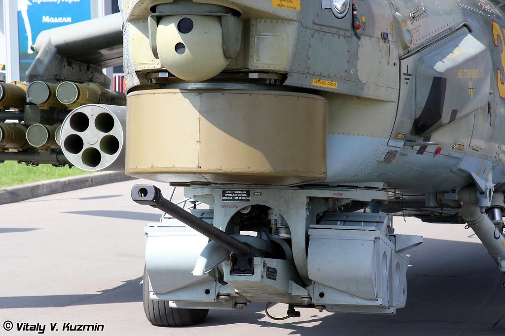 30-мм пушка 2А42 (30-mm 2A42 gun)