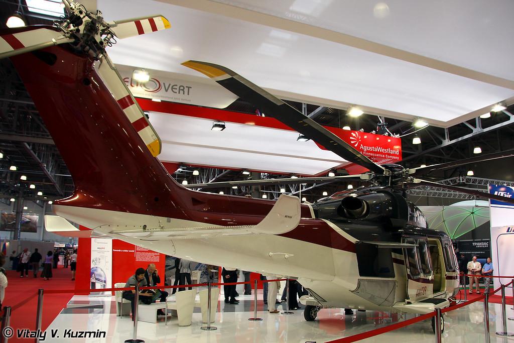 AgustaWestland AW139