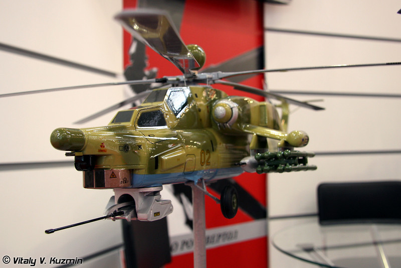 Ми-28НЭ (Mi-28NE)