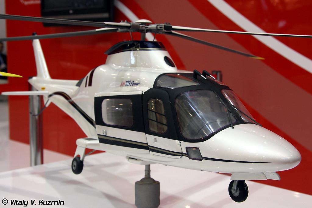 AgustaWestland AW109 Power