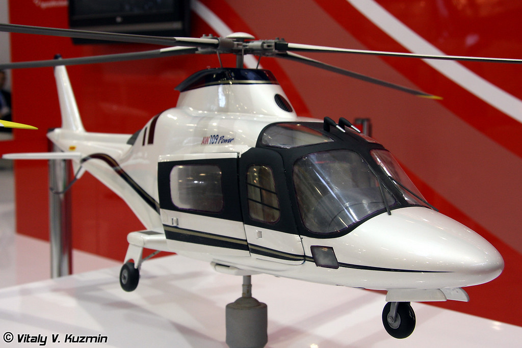 AgustaWestland AW109 Power