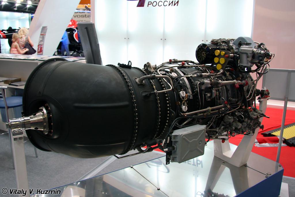 Турбовальный двигатель МС-14ВМ для Ми-8Т (Turboshaft engine MS-14VM for Mi-8T)