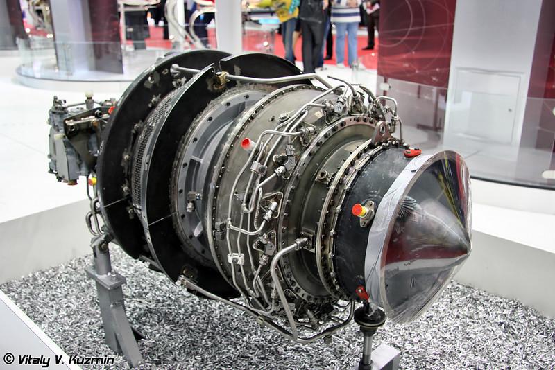 Вертолетный двигатель пятого поколения ВК-800В (5 generation engine VK-800V)