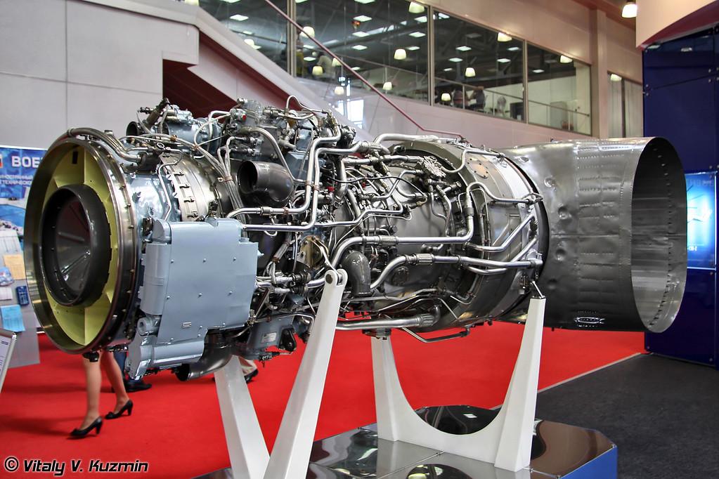 Турбовальный двигатель Д-136-2 для Ми-26 (Turboshaft engine D-136-2 for Mi-26)