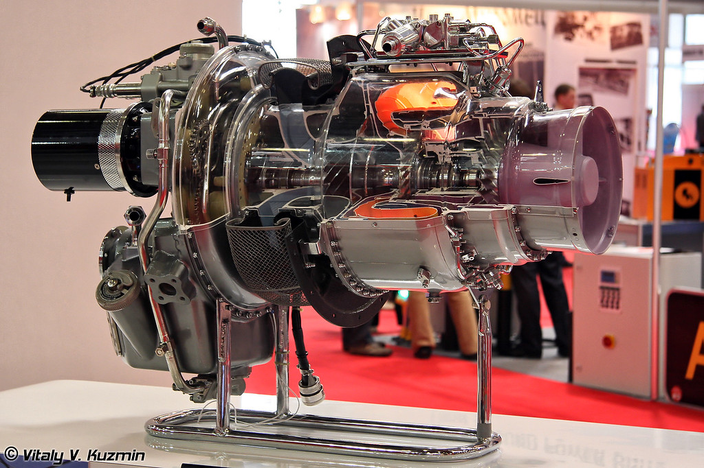 Двигатель ARRIUS 2G1 для Ка-226 (ARRIUS 2G1 engine for Ka-226)