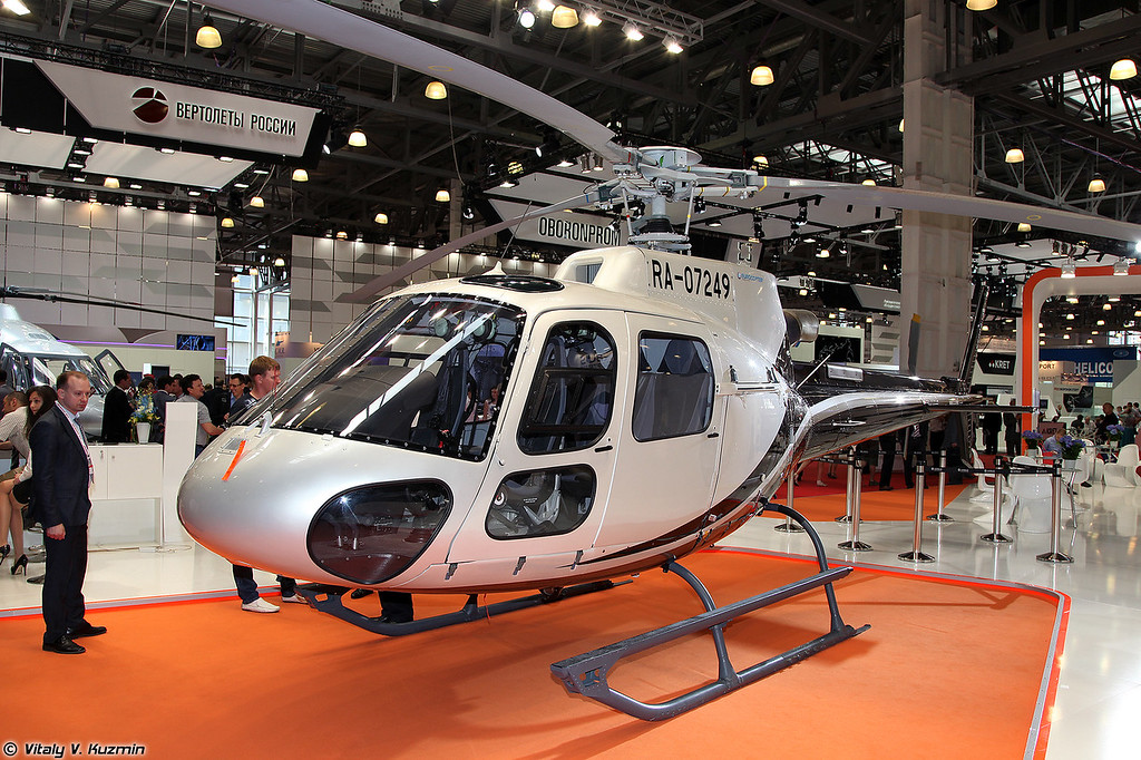 Aerospatiale AS350 B3