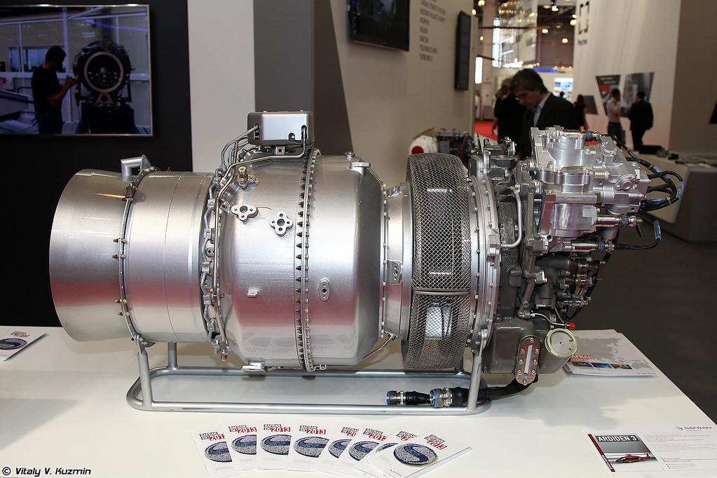 Двигатель Turbomeca Ardiden 3