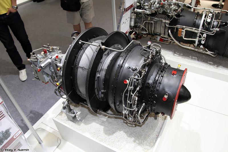 Двигатель ВК-800В (VK-800V engine)