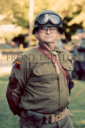 General Patton's 3rd Army Living Historians
