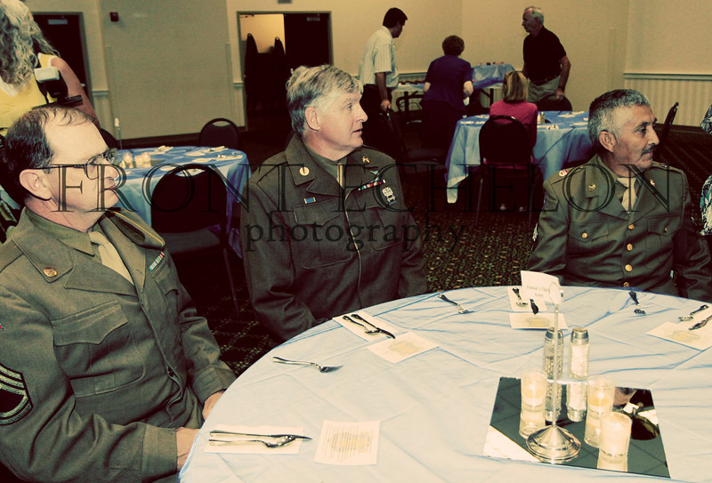 3rd Army Living Historians 6th Cavalry Museum fundraiser banquet Ft. Oglethorpe, Georgia