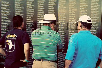 10Sep4 3rd Army Ft Oglethorpe 6th Vietnam Wall 003e