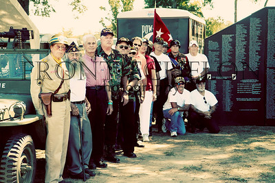 10Sep4 3rd Army Ft Oglethorpe 6th Vietnam Wall 017r