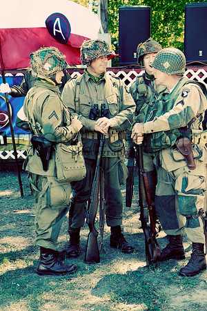 10Sep4 3rd Army Ft Oglethorpe 6th Reenactors 067e