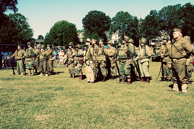 10Sep4 3rd Army Ft Oglethorpe 6th Reenactors 055e