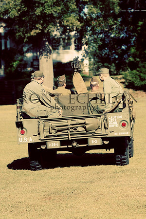10Sep4 3rd Army Ft Oglethorpe 6th Reenactors 024e