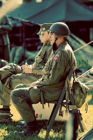 10Sep4 3rd Army Ft Oglethorpe 6th Reenactors 027e
