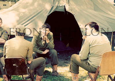 10Sep4 3rd Army Ft Oglethorpe 6th Reenactors 060e