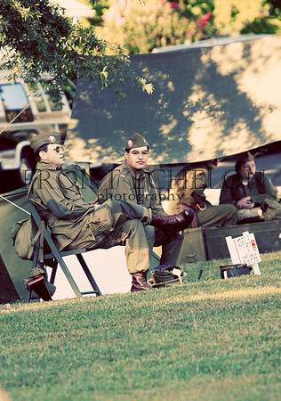 10Sep4 3rd Army Ft Oglethorpe 6th Reenactors 016e