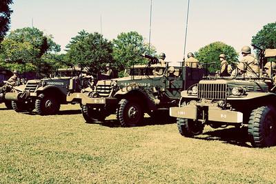 10Sep4 3rd Army Ft Oglethorpe 6th Reenactors 057e