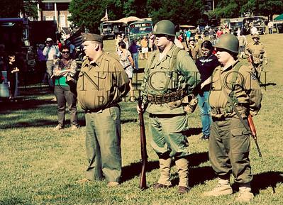 10Sep4 3rd Army Ft Oglethorpe 6th Reenactors 045e