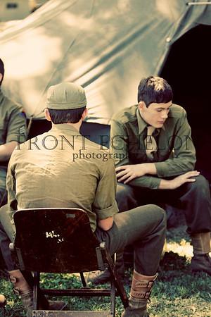 10Sep4 3rd Army Ft Oglethorpe 6th Reenactors 087e