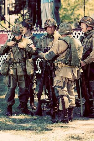 10Sep4 3rd Army Ft Oglethorpe 6th Reenactors 104e