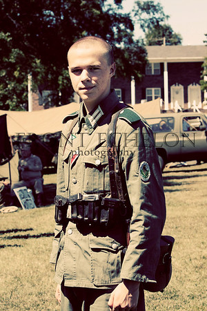 10Sep4 3rd Army Ft Oglethorpe 6th Reenactors 080e