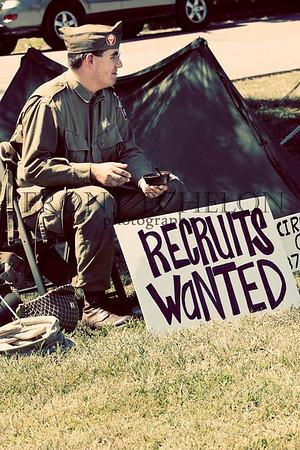 10Sep4 3rd Army Ft Oglethorpe 6th Reenactors 081e