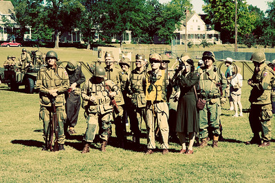 10Sep4 3rd Army Ft Oglethorpe 6th Reenactors 047e