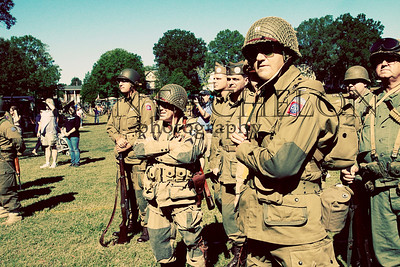 10Sep4 3rd Army Ft Oglethorpe 6th Reenactors 042e