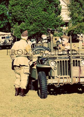 10Sep4 3rd Army Ft Oglethorpe 6th Reenactors 001e