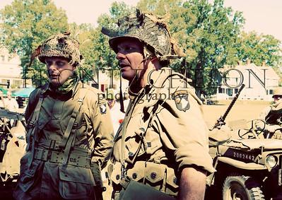 10Sep4 3rd Army Ft Oglethorpe 6th Reenactors 059e
