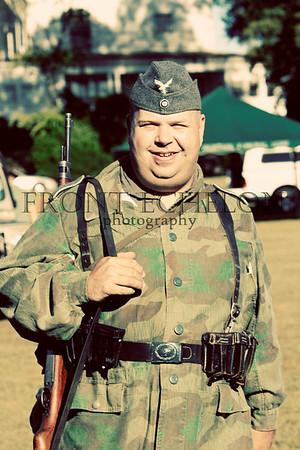 10Sep4 3rd Army Ft Oglethorpe 6th Reenactors 018e