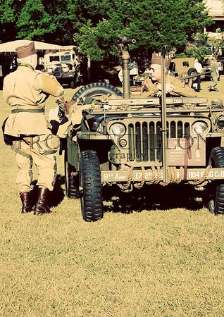 10Sep4 3rd Army Ft Oglethorpe 6th Reenactors 002e