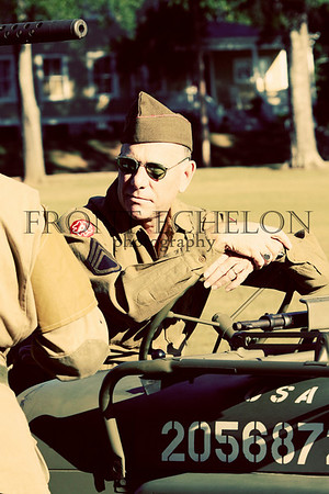 10Sep4 3rd Army Ft Oglethorpe 6th Reenactors 006