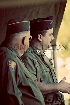10Sep4 3rd Army Ft Oglethorpe 6th Reenactors 026e