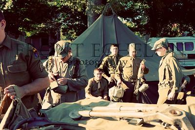 10Sep4 3rd Army Ft Oglethorpe 6th Reenactors 033e