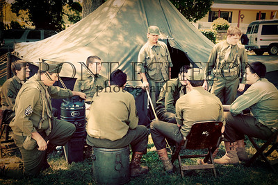 10Sep4 3rd Army Ft Oglethorpe 6th Reenactors 065e