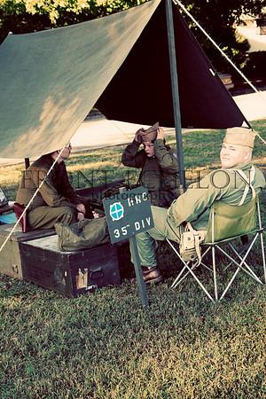 10Sep4 3rd Army Ft Oglethorpe 6th Reenactors 030e