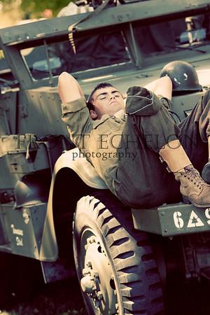 10Sep4 3rd Army Ft Oglethorpe 6th Reenactors 084e